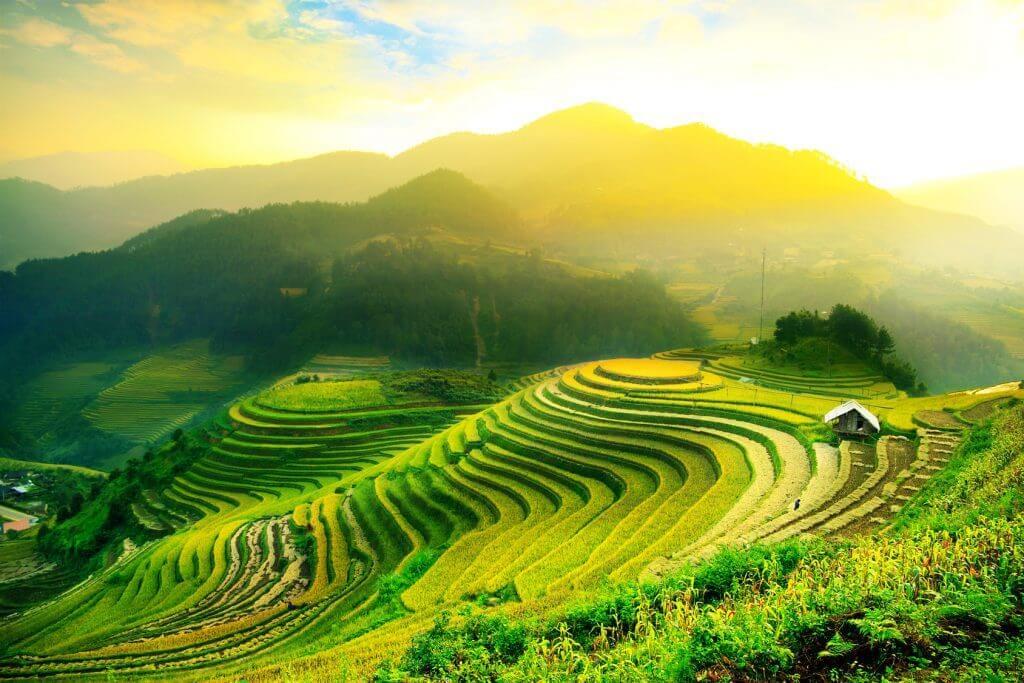 Destinos turísticos para sagitario: vietnam