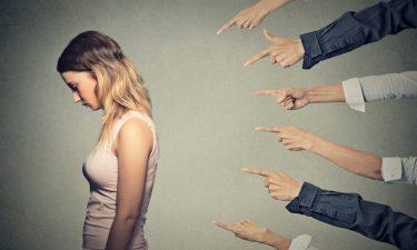 El sentimiento de culpa: causas y consecuencias