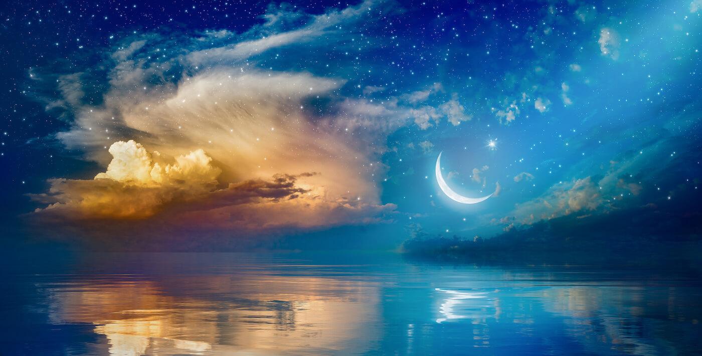 el mito de la luna y el sol
