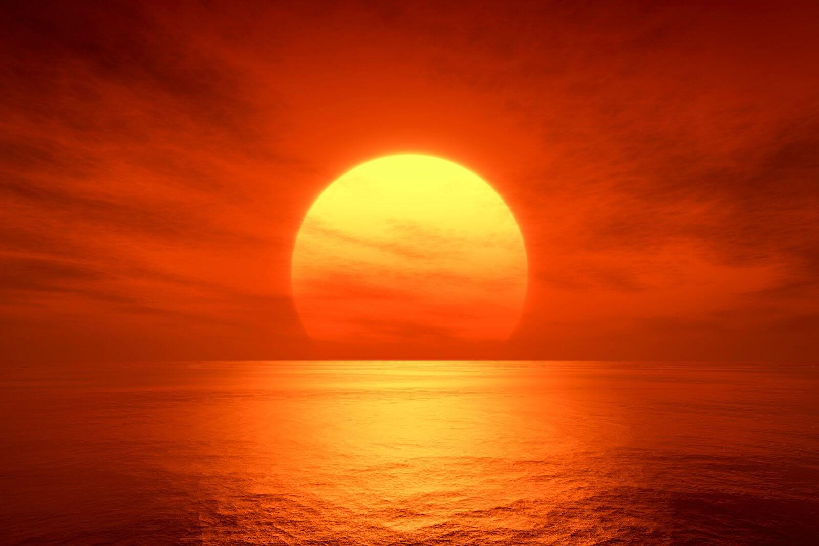 la luna y el sol amor imposible