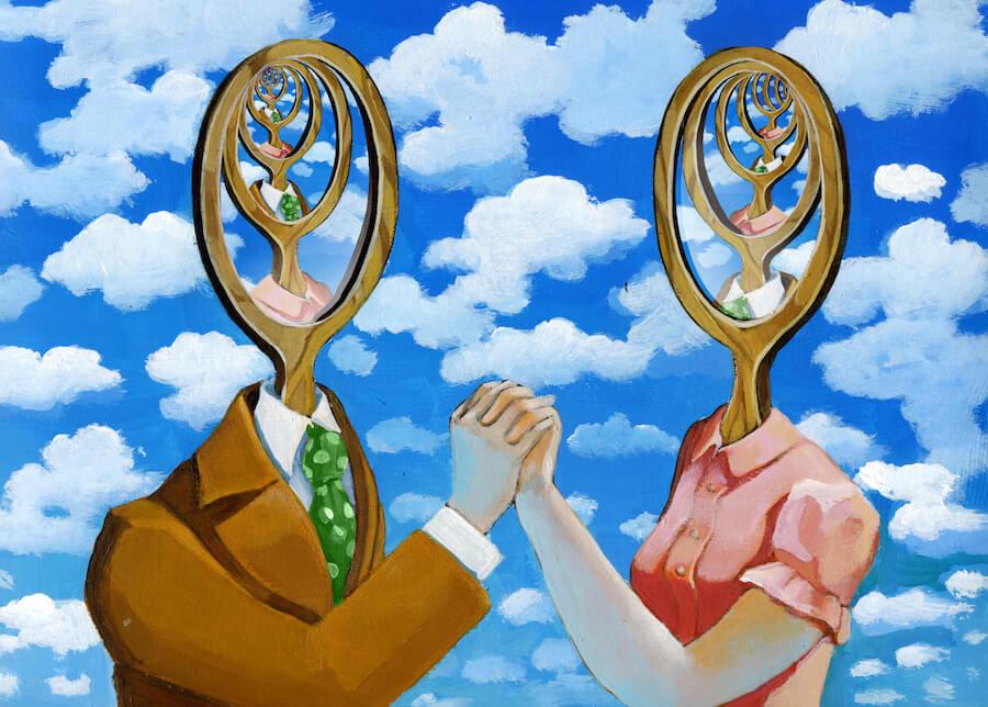 dependencia en las parejas