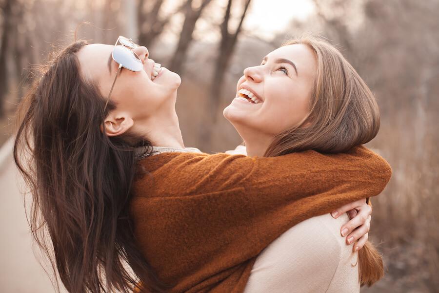 Géminis con Libra como amigos