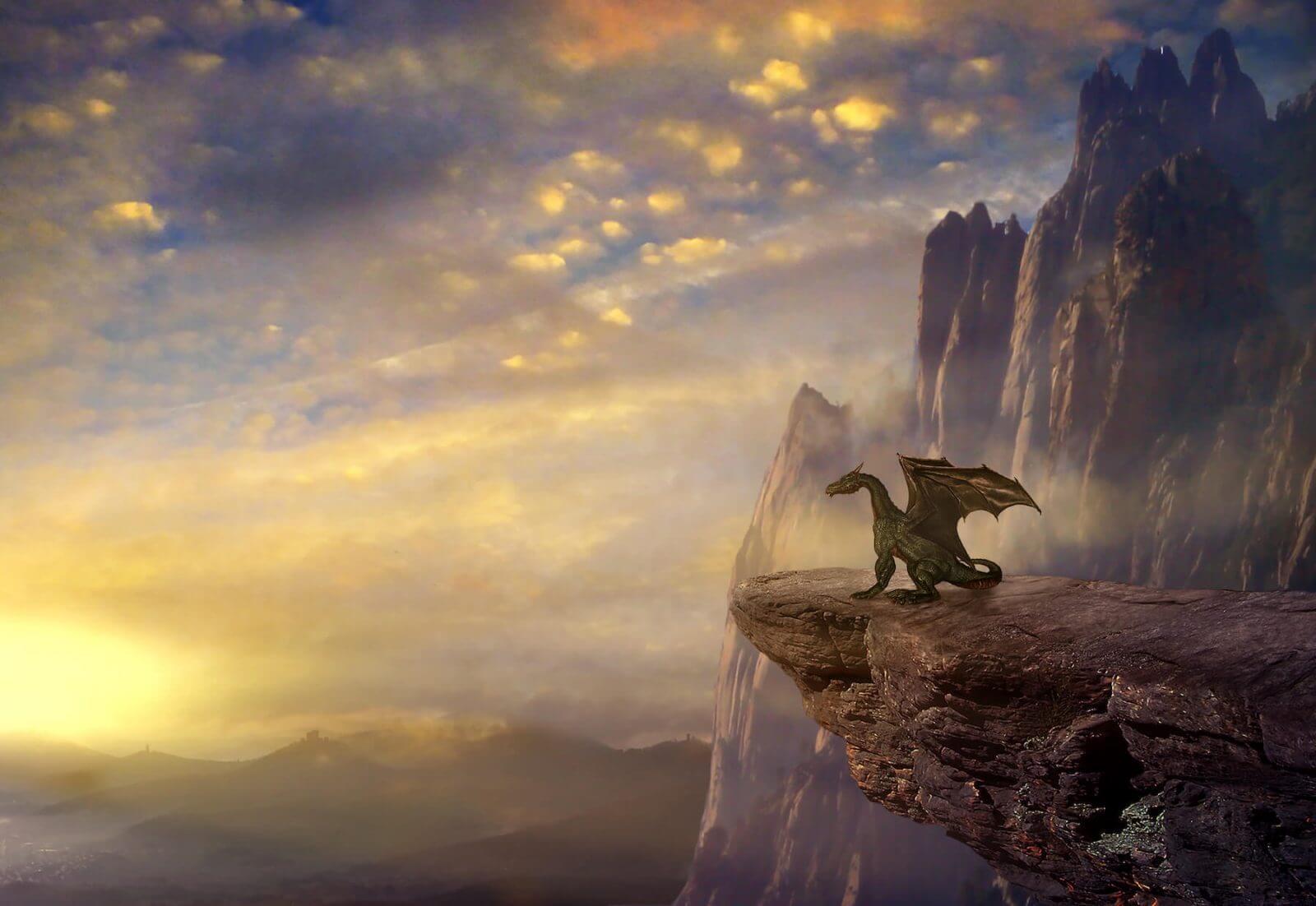 significado del tarot dragon