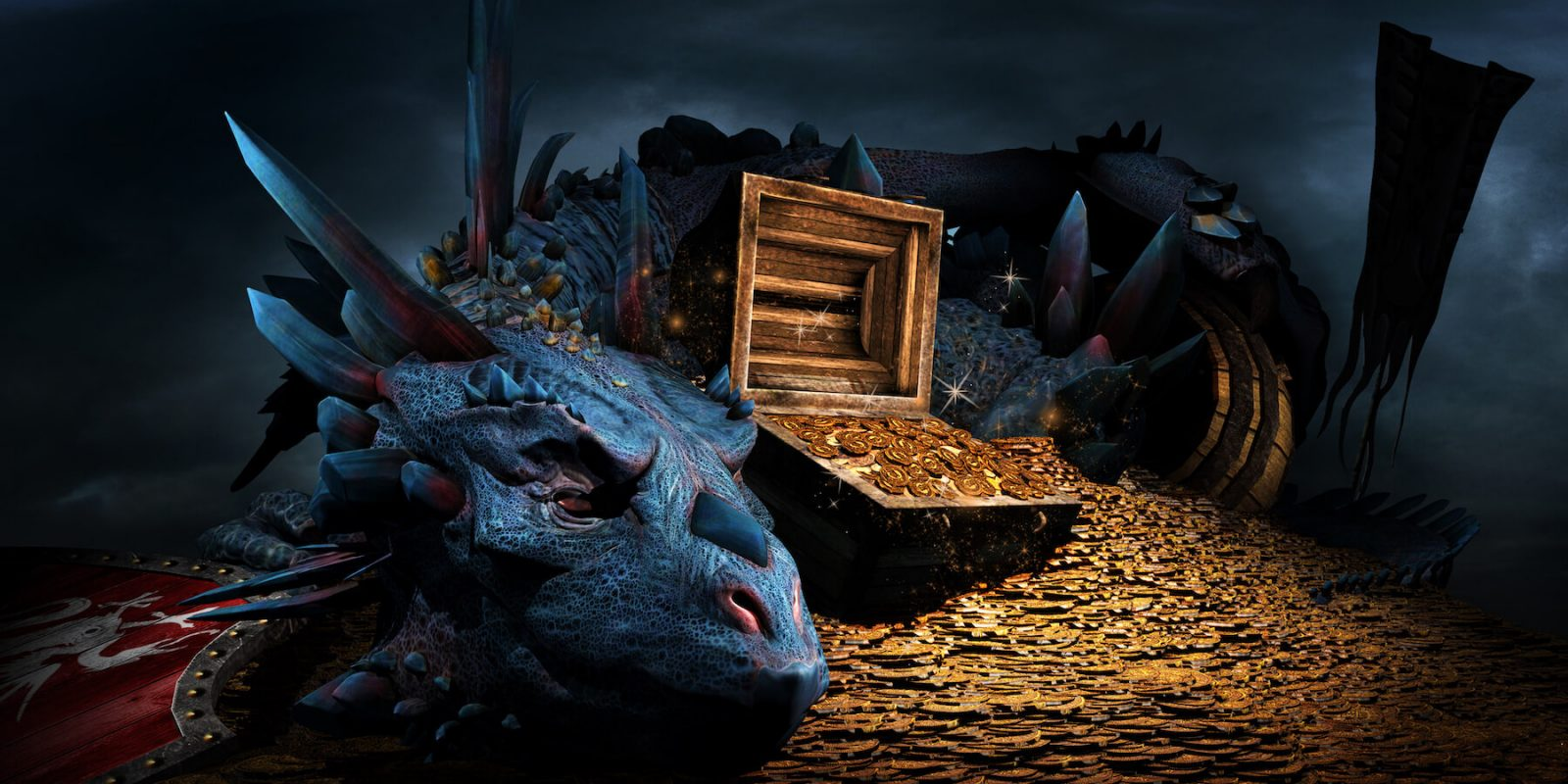 simbolismo del tarot dragon