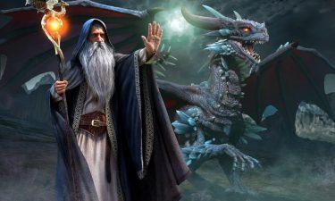 El místico Tarot Dragon