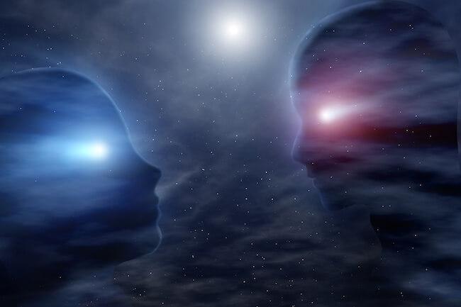 alma gemela amor cosmico