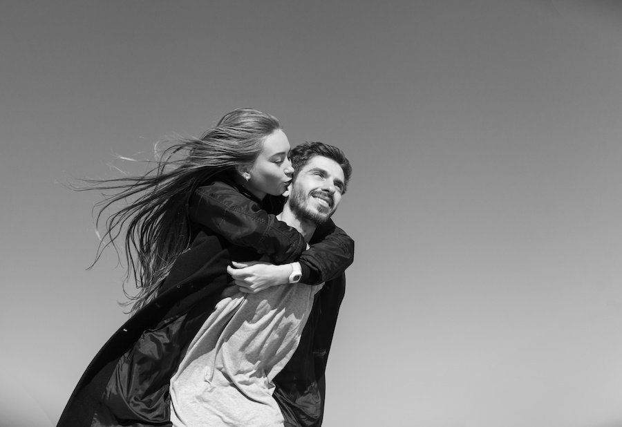 aries con sagitario en el amor