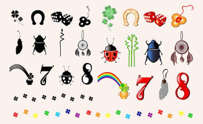 simbolos de buena suerte