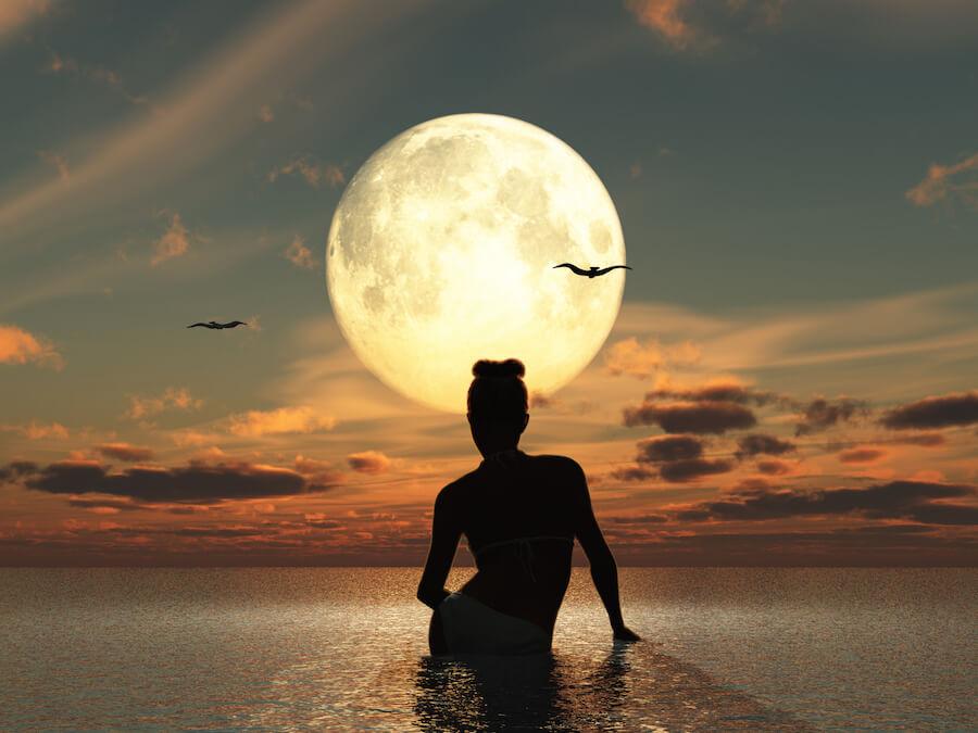 luna llena en sagitario emociones