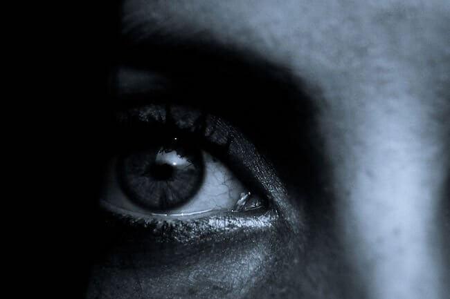 ojo enigmatico