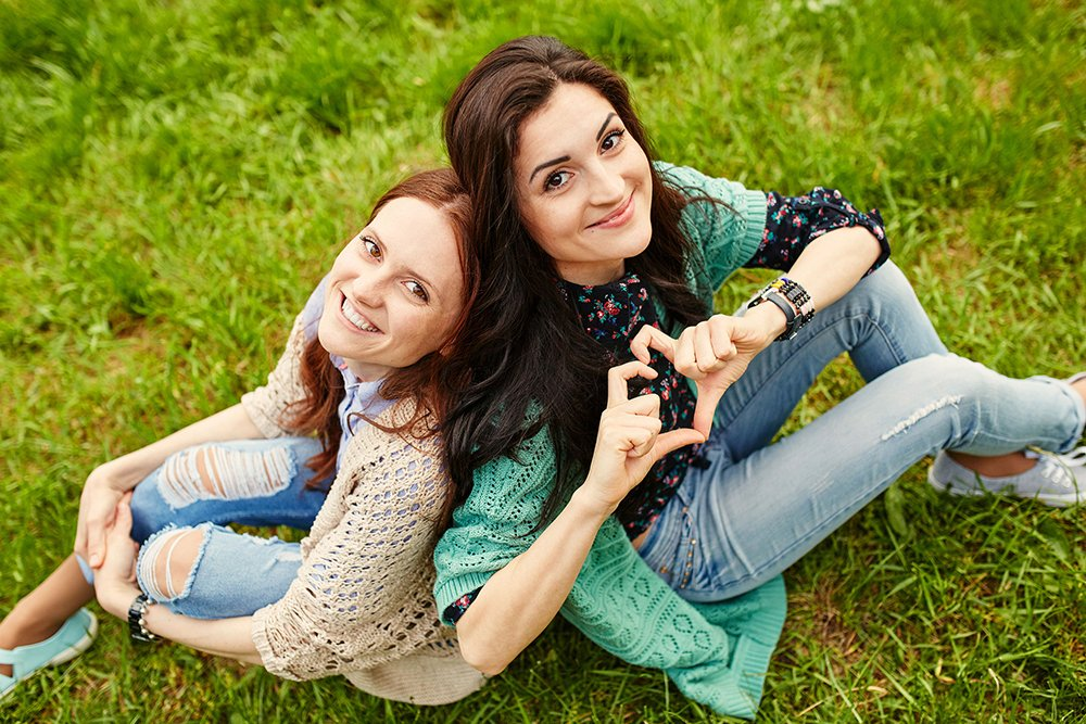 Aries con Piscis en el amor en la amistad