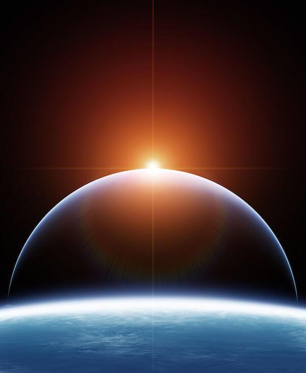 eclipse solar en agosto