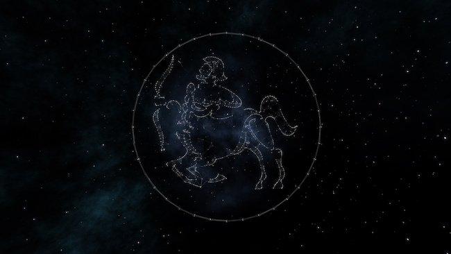 constelacion de sagitario