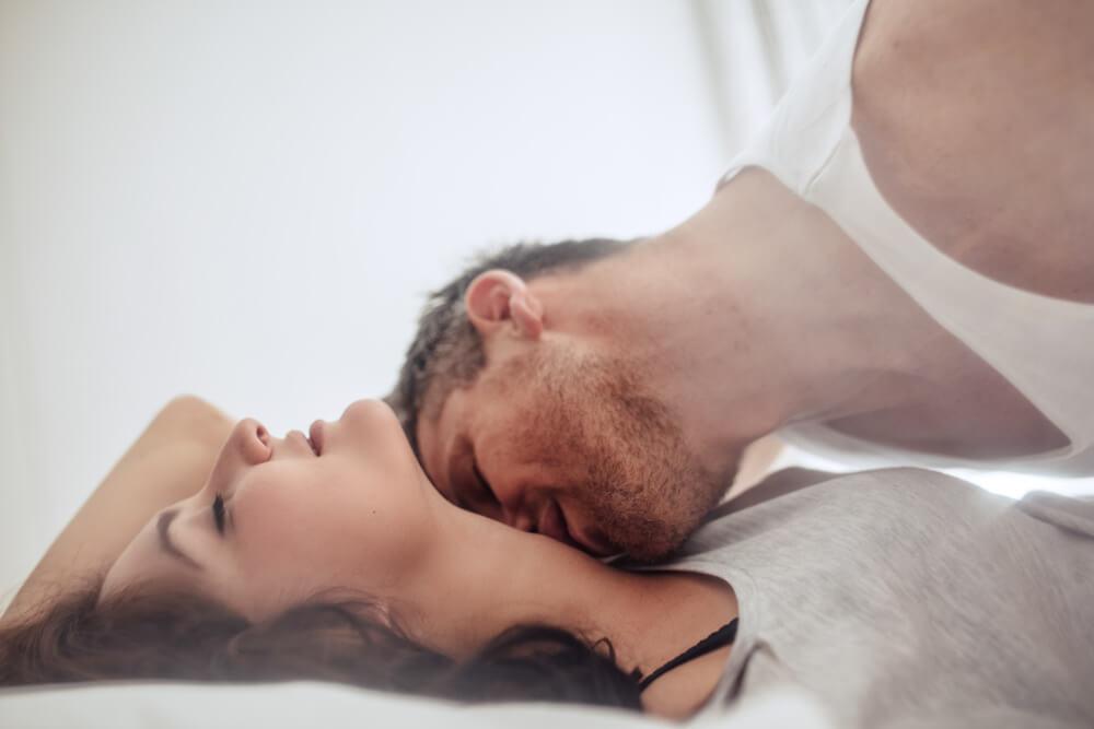 la fantasia sexual en pareja