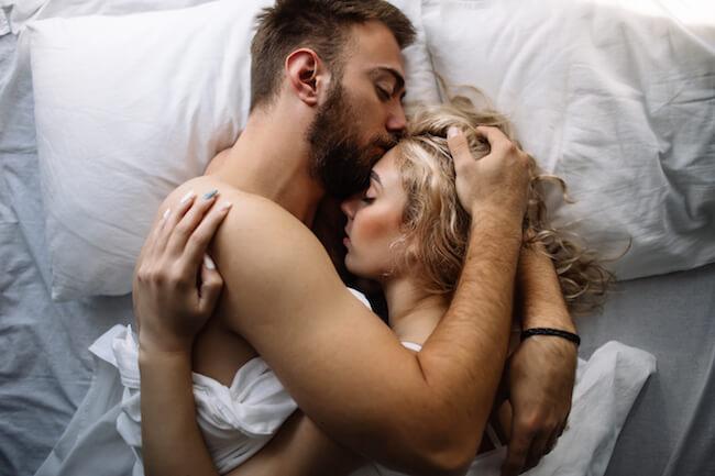 leo en el sexo y el amor