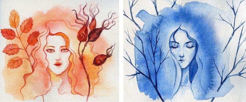 nacidos en otoño e invierno