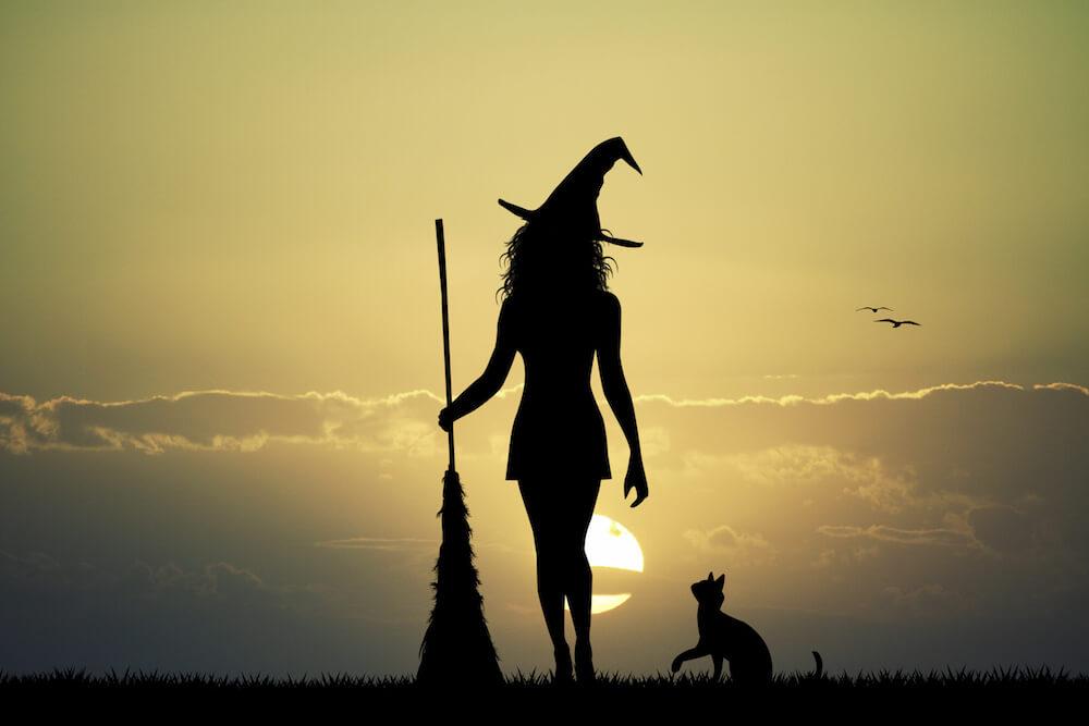 poderes psiquicos de una bruja
