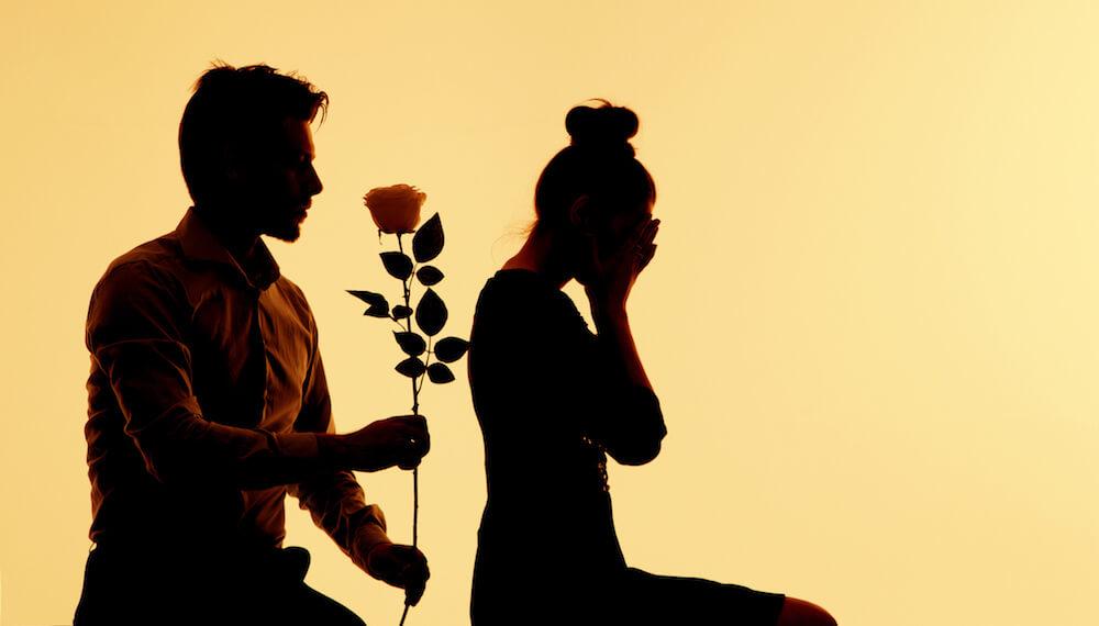 herida emocional de las parejas