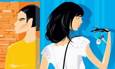Cómo enfrenta cada signo una separación de pareja