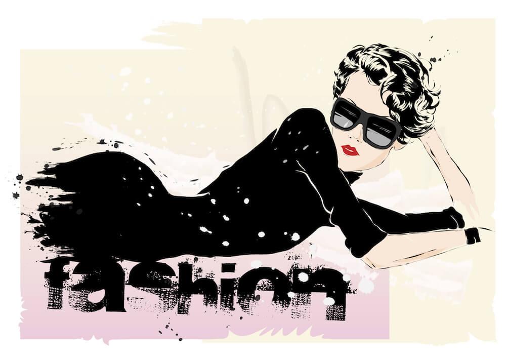 moda de la mujer Acuario