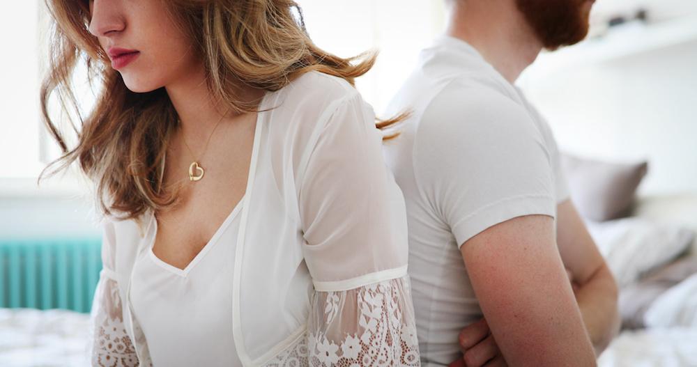 amor no correspondido en pareja