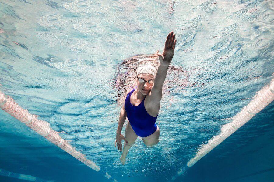 deporte natación