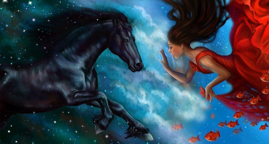 el espíritu animal de capricornio