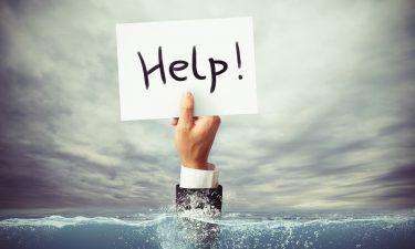 ¿Cómo piden ayuda los signos cuando la necesitan?