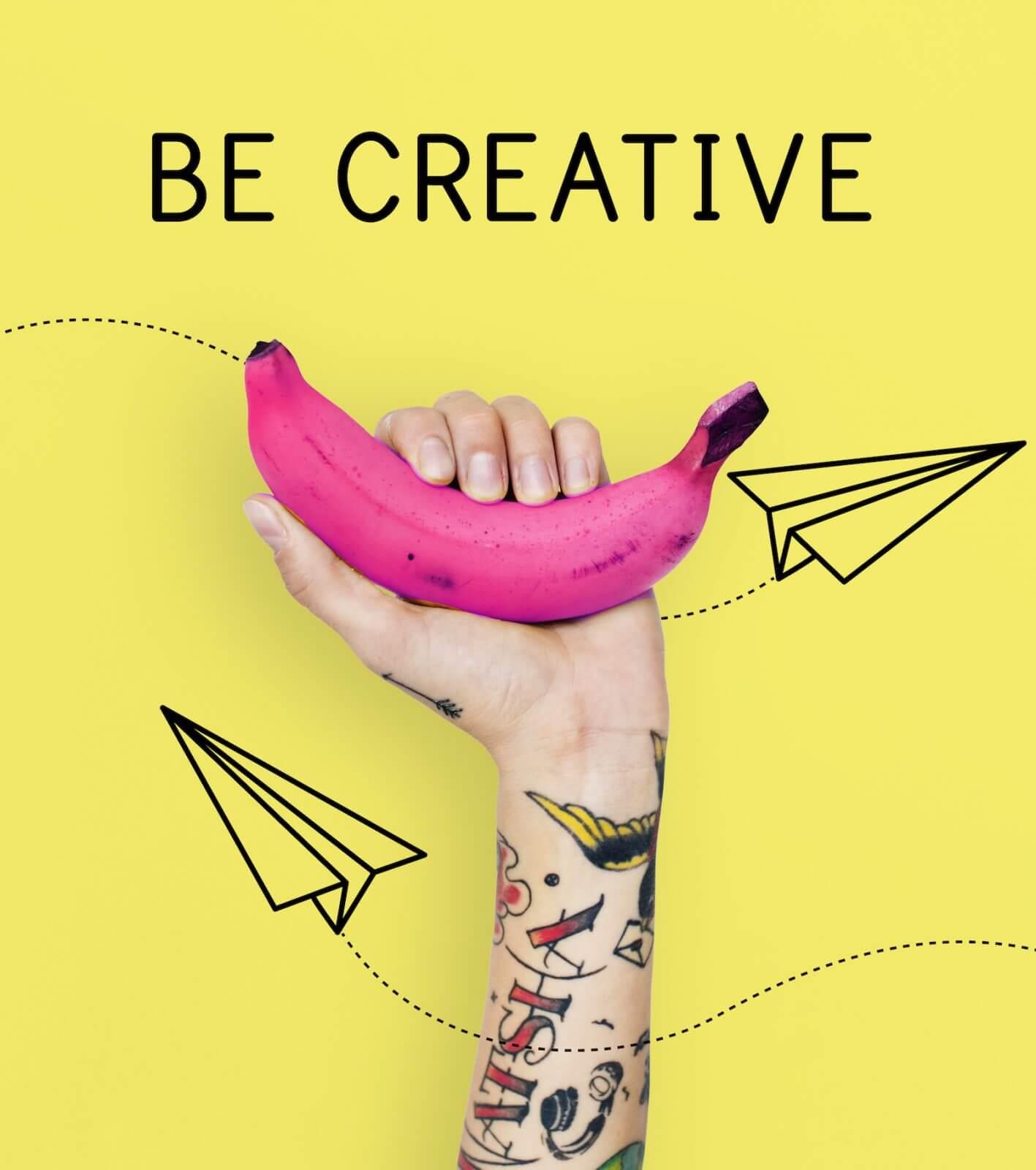 creativos al poder